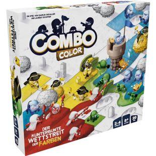 Asmodee Brettspiel Combo Color - Bild 1