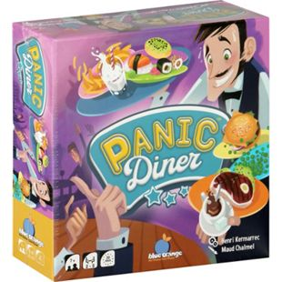 Asmodee Partyspiel Panic Diner - Bild 1