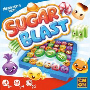 Asmodee Brettspiel Sugar Blast - Bild 1