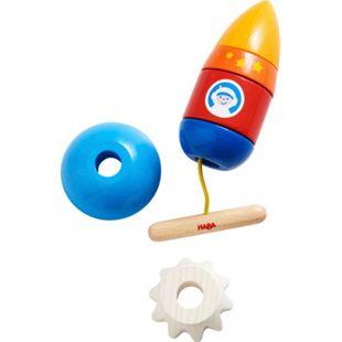 HABA Geschicklichkeitsspiel Fädelspiel Rakete - Bild 1