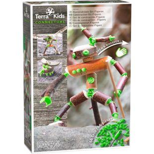 HABA Basteln Terra Kids Connectors - Konstruktions-Set Figuren - Bild 1