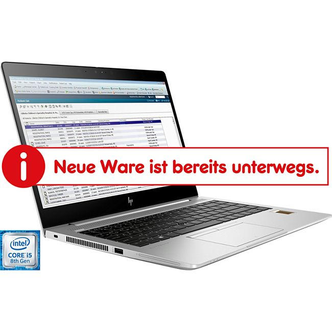 HP Notebook EliteBook 840 G6 Healthcare Edition (8MJ36EA) - Bild 1