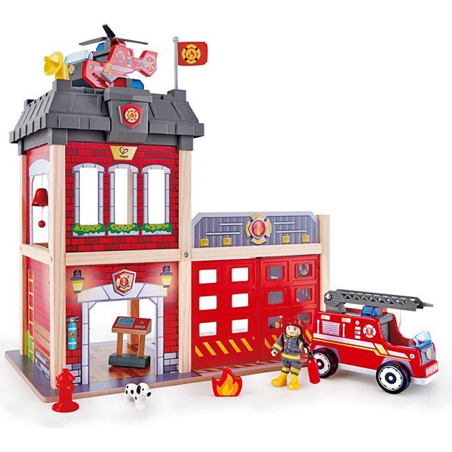 HAPE Spielgebäude Großstadt-Feuerwache - Bild 1
