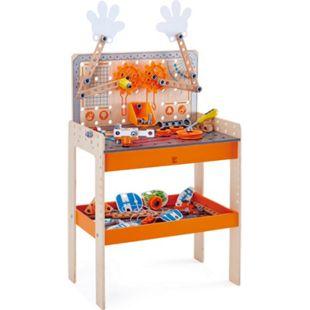HAPE Kinderwerkzeug Tüftler Werkbank - Bild 1