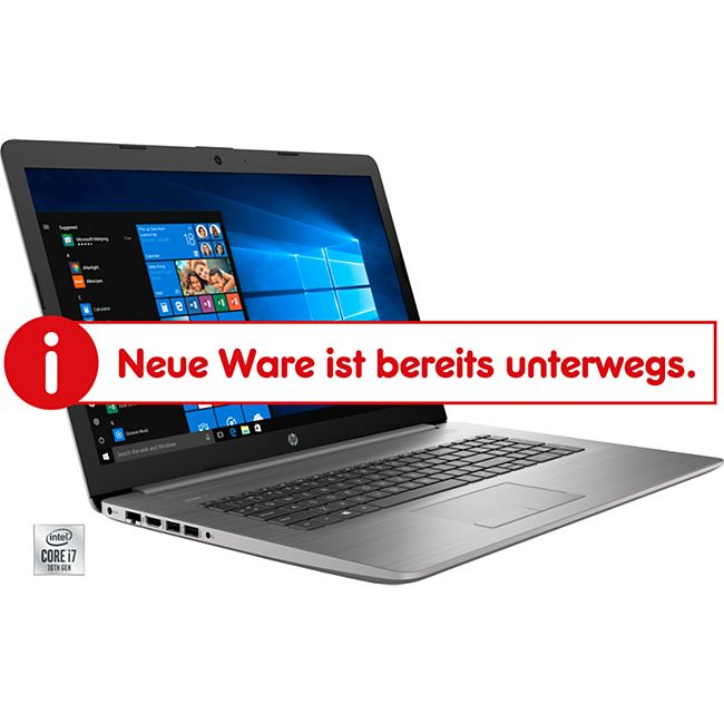 HP Notebook 470 G7 (2D168ES) - Bild 1