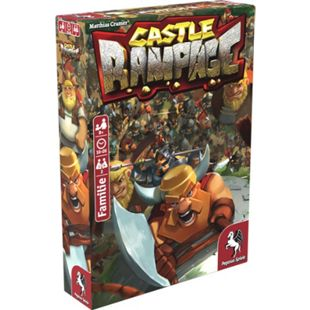 Pegasus Kartenspiel Castle Rampage - Bild 1
