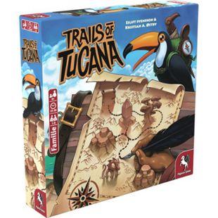 Pegasus Brettspiel Trails of Tucana - Bild 1