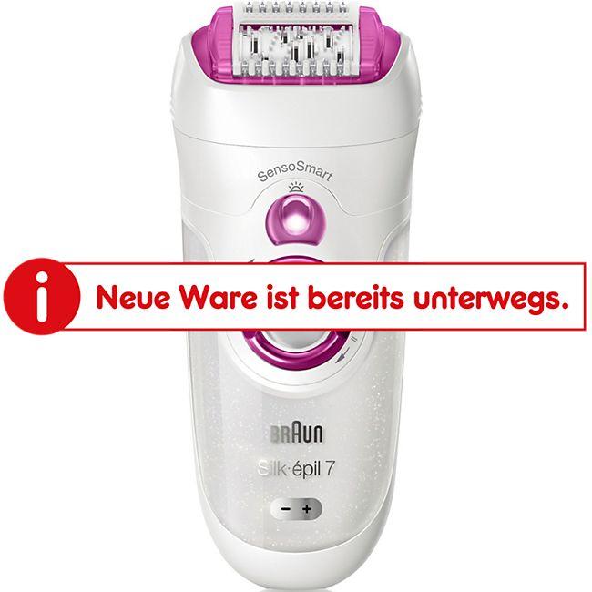 Braun Epiliergerät Silk-épil 7-700 SensoSmart - Bild 1