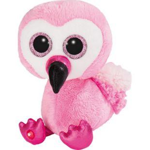 NICI Kuscheltier Glubschis Schlenker Flamingo Fairy-Fa - Bild 1