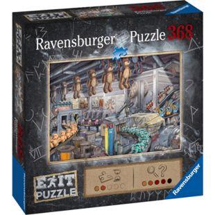 Ravensburger Puzzle Puzzle EXIT In der Spielzeugfabrik - Bild 1