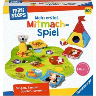 Ravensburger Brettspiel ministeps: Mein erstes Mitmach-Spiel - Bild 1