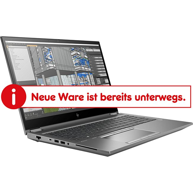 HP Notebook ZBook Fury 15 G7 (119X8EA) - Bild 1