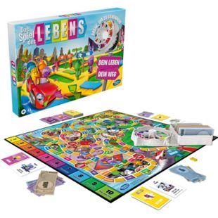 Hasbro Brettspiel Das Spiel des Lebens - Bild 1
