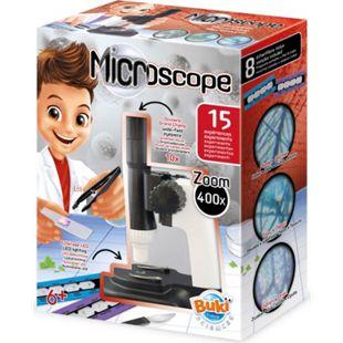 BUKI Mikroskop Mikroskop 15 Experimente - Bild 1