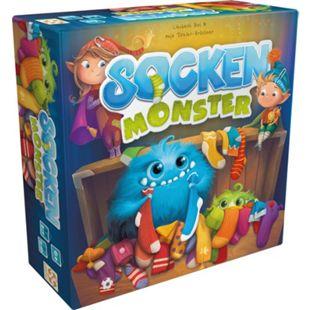 Asmodee Brettspiel Sockenmonster - Bild 1
