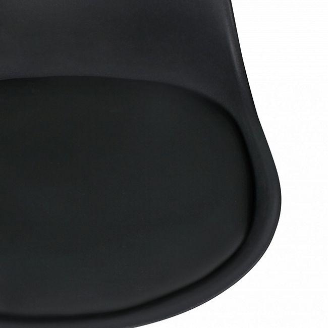 AMSTYLE Drehstuhl KORSIKA Drehsessel Kunstleder Wartezimmerstuhl mit Rollen Schreibtischstuhl in 4 Farben