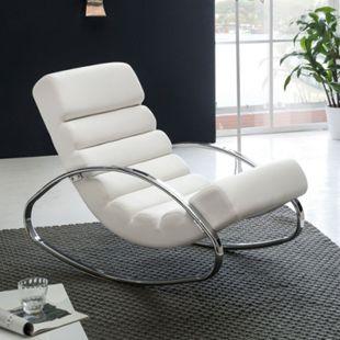 Wohnling Relaxliege Sessel Fernsehsessel Relaxsessel Schaukelstuhl Wippstuhl modern - Bild 1