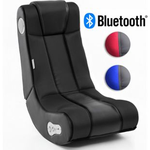 Wohnling Soundchair InGamer in 3 Farbvarianten mit Bluetooth Musiksessel mit eingebauten Lautsprechern - Bild 1