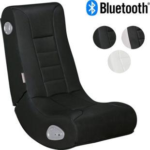 Wohnling Soundchair LevelOne mit Bluetooth Musiksessel mit Lautsprechern Multimediasessel - Bild 1