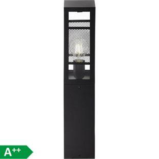 Getta Außensockelleuchte 50cm schwarz - Bild 1