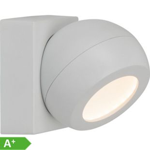 Balleo LED Wandspot weiß easyDim - Bild 1