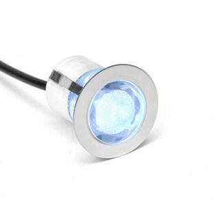Cosa 30 LED Einbauleuchtenset 10 Stück edelstahl/kaltweiß - Bild 1
