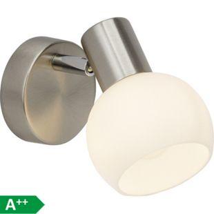 Philo LED Wandspot eisen/weiß - Bild 1