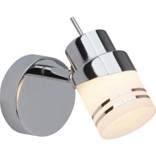 Heda LED Wandspot eisen/chrom - Bild 1