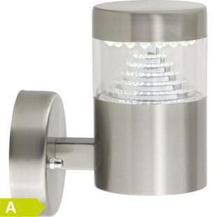 Avon LED Außenwandleuchte stehend edelstahl - Bild 1