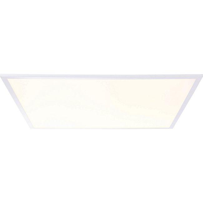 Charla LED Deckenaufbau-Paneel 60x60cm weiß/warmweiß - Bild 1