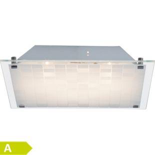 Malinda LED Wand- und Deckenleuchte 30x30cm chrom/weiß - Bild 1
