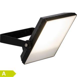 Dryden LED Außenwandstrahler 22cm schwarz - Bild 1
