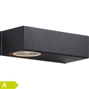 Abbot LED Außenwandleuchte anthrazit - Bild 1