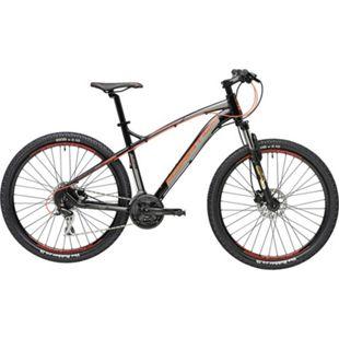 Mountainbike 27,5 Zoll WING RS Rot 24-Gang ACERA - Bild 1