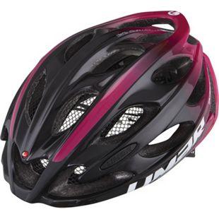 MTB Fahrradhelm Ultralight+ schwarz/lila - Bild 1