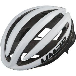 Road Fahrradhelm Air Pro weiß - Bild 1