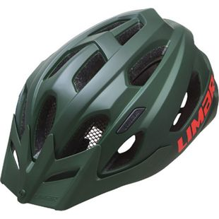 Fahrradhelm Berg-EM matt dunkelgrün - Bild 1