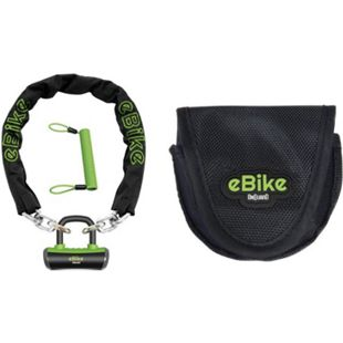 E-Bike Kettenschloss Mastiff 8019E / 8019EL - Bild 1