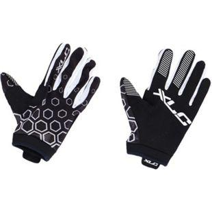 Langfingerhandschuh MTB CG-L14 schwarz-weiß - Bild 1
