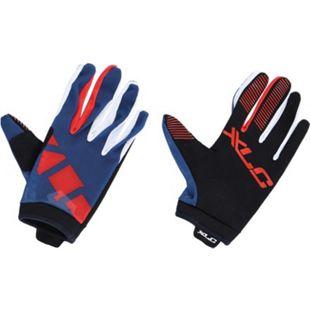 Langfingerhandschuh MTB CG-L14 rot-blau - Bild 1
