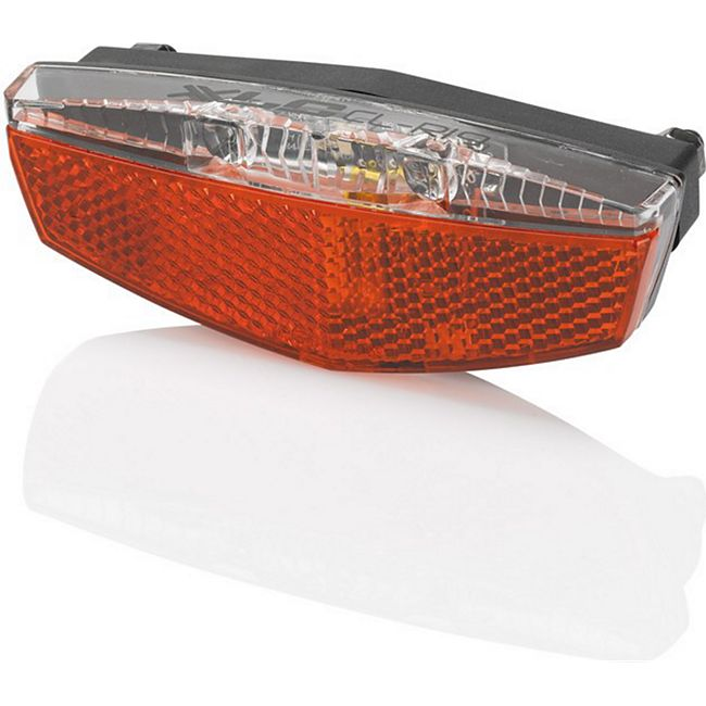 LED Akkurücklicht für Gepäckträger CL-R19 - Bild 1