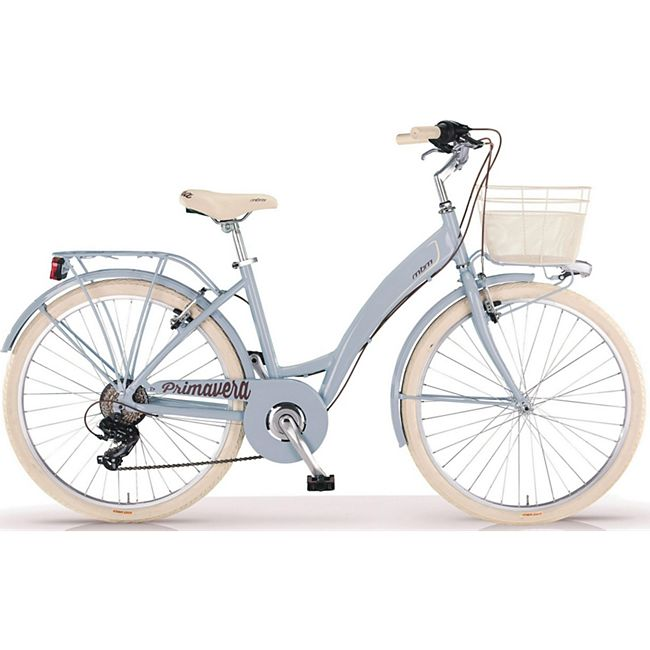 Citybike New Primavera 28 Zoll Hellblau - Bild 1