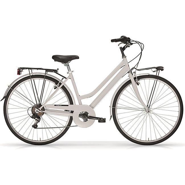 Trekkingbike 28 Zoll  TOURING woman weiß - Bild 1