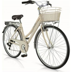 Trekkingbike New Central  Woman 28 Zoll Creme - Bild 1