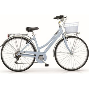 Trekkingbike New Central  Woman 28 Zoll Hellblau - Bild 1