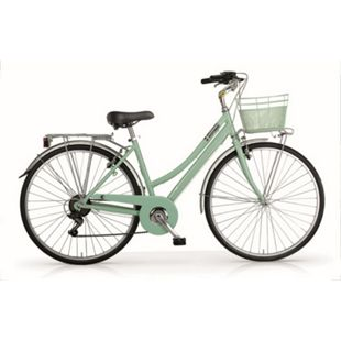 Trekkingbike New Central  Woman 28 Zoll Mint - Bild 1