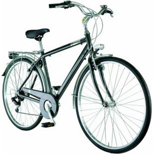 Trekkingbike New Central  Man 28 Zoll Grau - Bild 1
