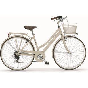 """Trekkingbike New Boulevard Woman 28"""" 18-Gang Creme - Bild 1"""