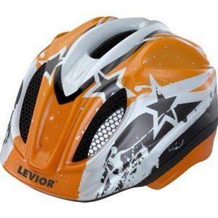 """Helm Primo """"Orange Stars"""" - Bild 1"""