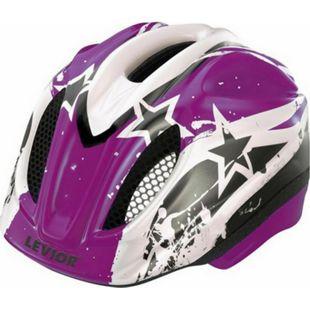 """Helm Primo """"Violet Stars"""" - Bild 1"""